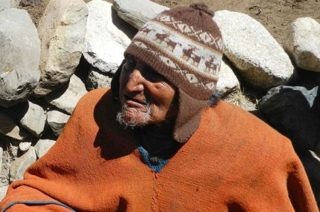 The world's oldest man
